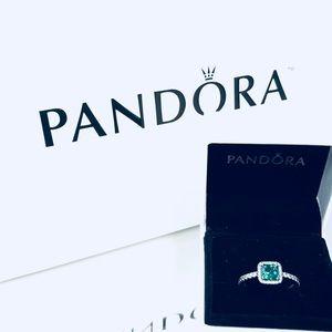 100% AUTHENTIC PANDORA TIMELESS ELEGANCE GREEN NEW